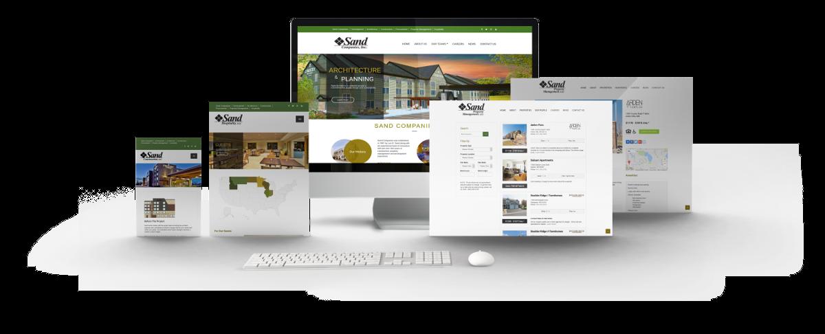 Professional Web Design Services Minnesota