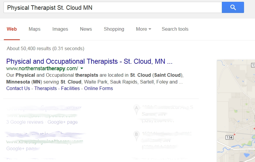 Search Engine Optimization for Saint Cloud, Minnesota